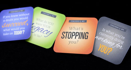 Coaching Q Cards