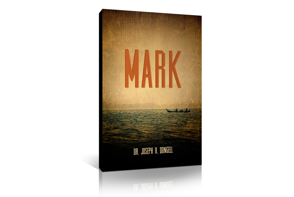Mark Study Book Cover