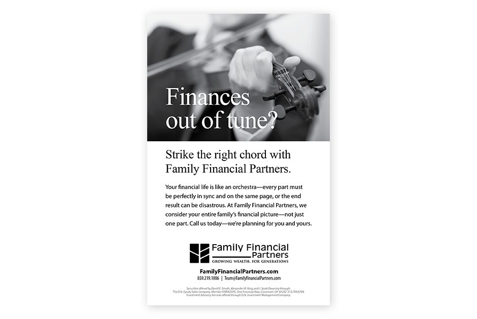 Family Financial Partners Ad