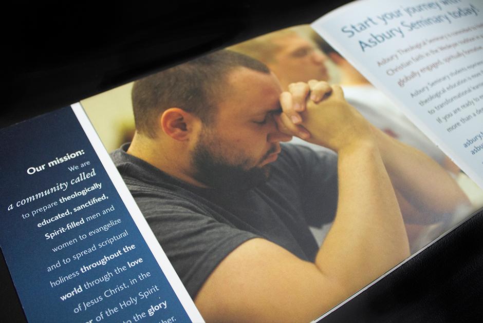 Asbury Seminary Admissions Materials