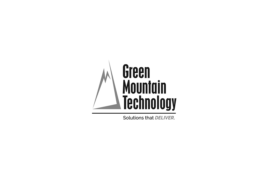 Green Mountain Technology Logo by S. Wright Creative