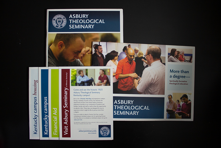 Asbury Seminary Admissions Brochures