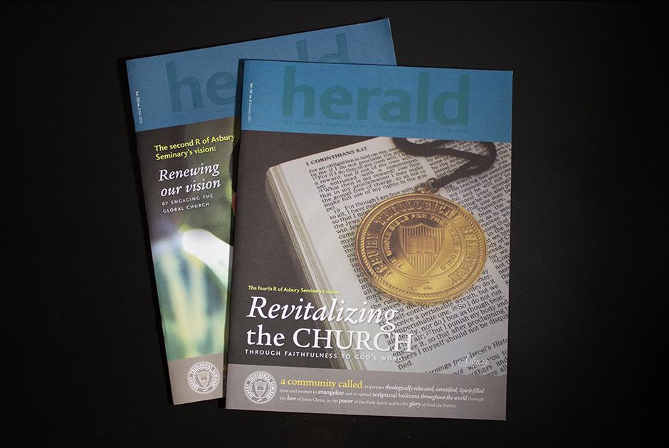 Asbury Herald Covers